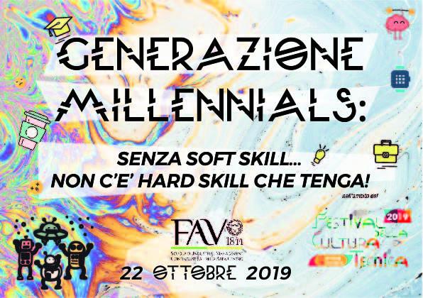 generazione millennials